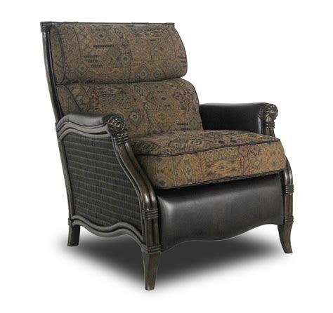 elements design remy genot barcalounger dominica ll woodland reserve recliner chair