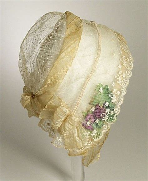 free pattern victorian bonnet 17 best images about fashion regency victorian hats