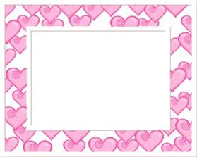 Butterfly Birthday Decorations Sweet 16 Hearts Free Printable Frames Borders And Labels