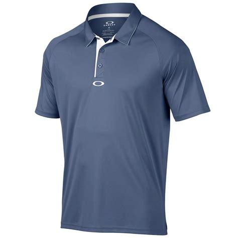 7 Golf Shirts For by Oakley Elemental 2 0 S Hydrolix Performance Golf Polo