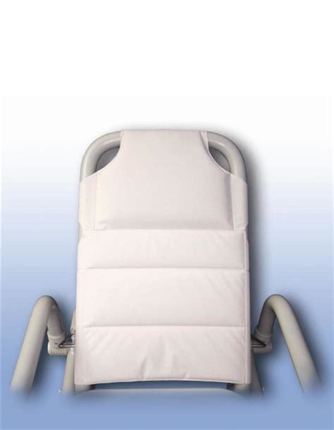 must see shower recliner padded back sling lower than