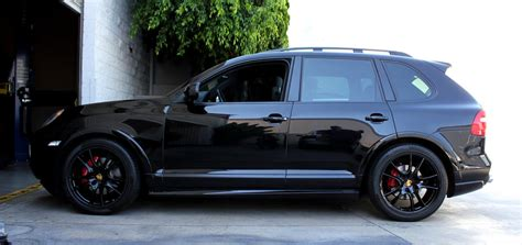 Porsche Cayenne Gts 2005 by Anyone Looking For A Clean Set Of Porsche Cayenne 21 Quot Gts