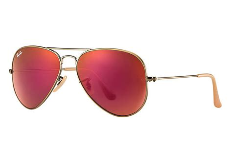 Kacamata Rayban Aviator Flashes Lensa Pink Special Edition ban aviator flash lenses bronze copper rb3025 ban 174 usa