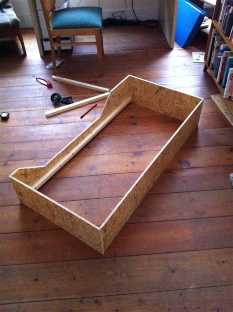 How To Make A Bed Frame For A Baby Or A Kid Recipe Montessori Bed Frame