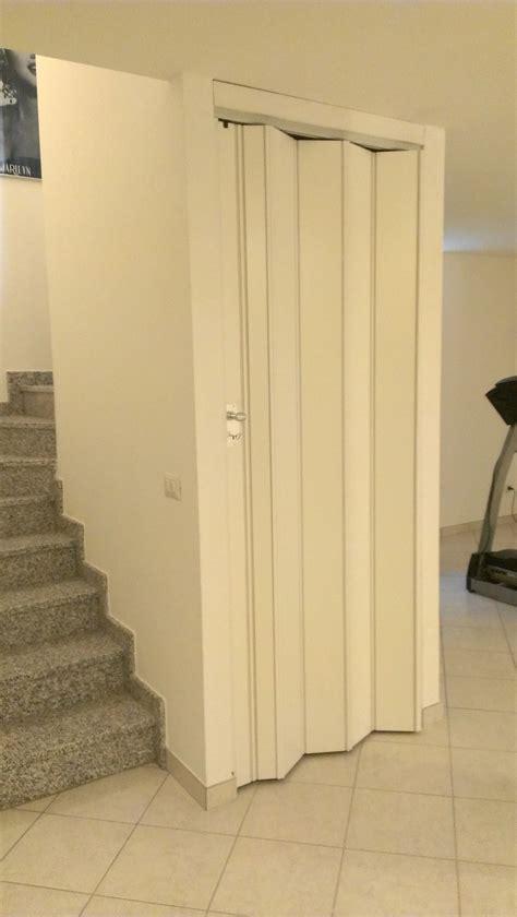porta a soffietto in legno porte roncoroni legno