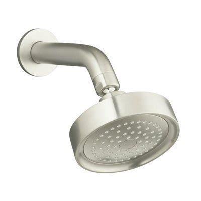 shower heads lowes kohler 967 stillness single function shower shower lowe s canada