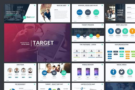 keynote themes tumblr target powerpoint template presentation templates