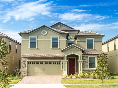 8 bedroom house find 8 bedroom homes for rent near disney park in orlando