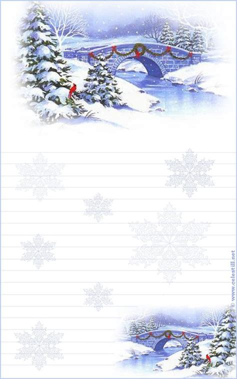 Exemple De Lettre Joyeux Noel Papier 224 Lettre 224 Imprimer Sc 232 Ne Hiver No 235 L Cartes Et Papier 224 Lettres No 235 L Et No 235 L