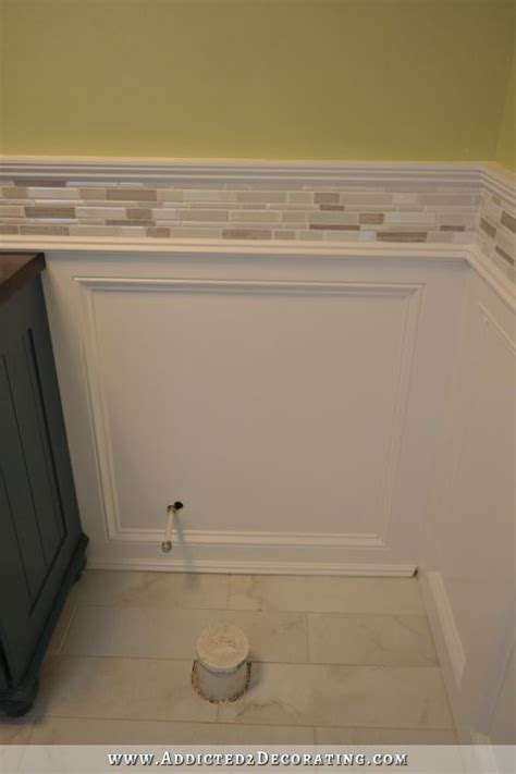 Premade Wainscoting by 1000 Ideas About Wainscoting Kitchen On Floor