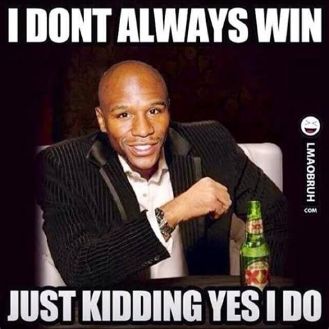 Floyd Mayweather Meme - the best floyd mayweather vs conor mcgregor memes after