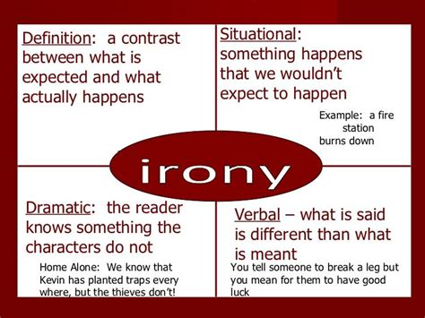literature definition best 25 irony definition literature ideas on