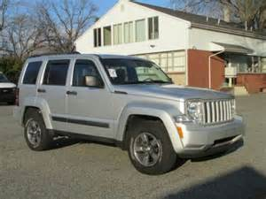 Used Jeep Liberty Nj Buy Used 2008 Jeep Liberty Sport 4x4 In Hasbrouck Heights