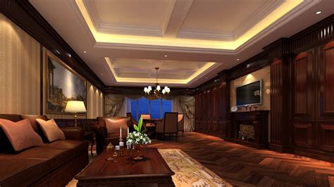 living room ceiling design photos luxury villa interior