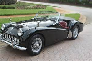 triumph sport cars for sale
