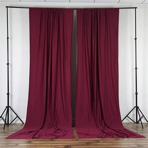 fire retardant stage curtains 10ft burgundy polyester fire retardant curtain stage