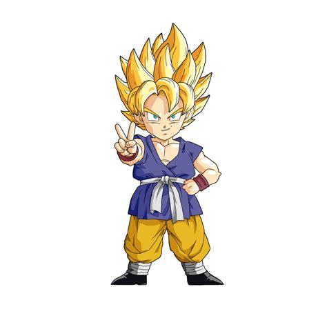 imagenes de goku gt ssj3 personajes de dragon ball transformaciones de goku