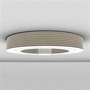 exhale fans lance le ventilateur de plafond sans