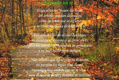 imagenes de otoño en mi corazon el oto 241 o sin ti es muy triste y te necesito mi amor