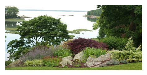 windbreaks for the coastal garden rock spring design