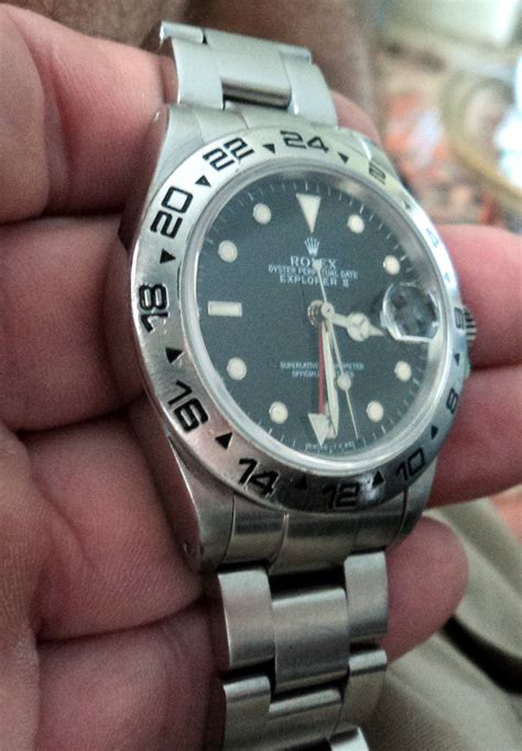 used luxury watches