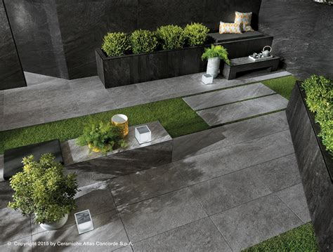 piastrelle atlas brave floor pavimento per esterni in gres porcellanato