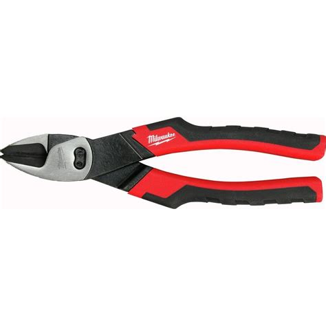 milwaukee 6 in diagonal cutters 48 22 4106 the home depot