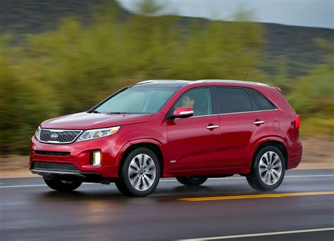 kia sorento for 2014 is all about more sfgate