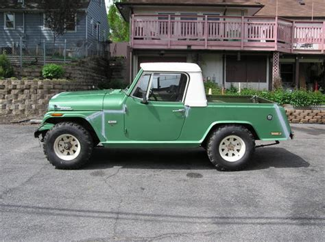 Jeep Commando S Sir James 1970 Jeep Commando Specs Photos Modification
