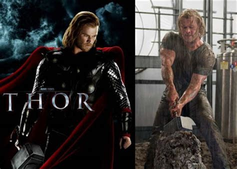 Film Brain Thor | thor teaser trailer