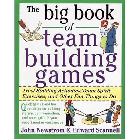 Team Building Mba Books by Big Book Of Team Building