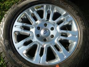 Ford Truck Tires And Wheels For Sale F150 Platinum Tires And Rims For Sale Autos Post