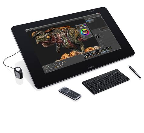 wacom cintiq companion 2 paint tool sai wacom launches 27 inch cintiq 27qhd upgrades cintiq