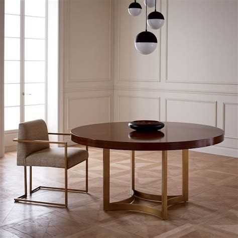 west elm round table uptown round dining table west elm