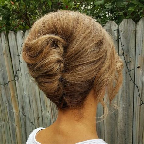 rolling hair styles french roll hairstyle my hairstyles pinterest french