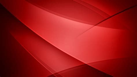 Wallpaper Red, Curves, HD, Abstract / Most Popular, #10107
