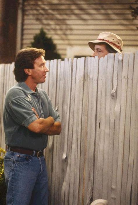 home improvement tim allen and earl hindman sitcoms