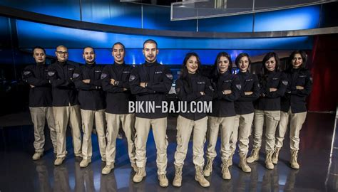 desain seragam net tv  diminati