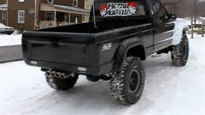 Jeep Rock Lights 1987 Jeep Comanche Youtube