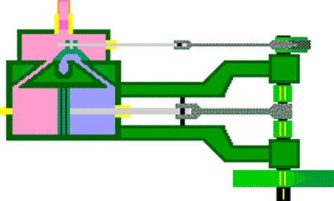 steam engine diagram gif steam engine diagram steam free engine image for user