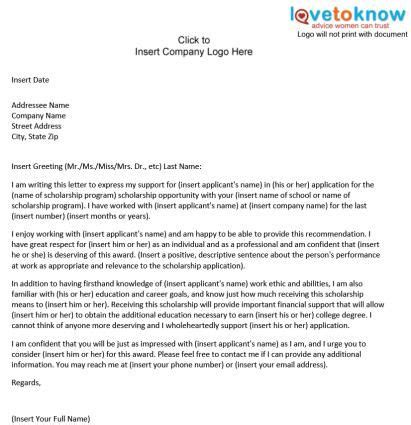 mentor letter of recommendation best template collection