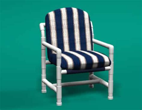pvc patio chair pvc furniture