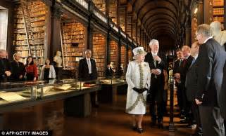 Carpet For Dining Room queen ireland visit opened new era after century of