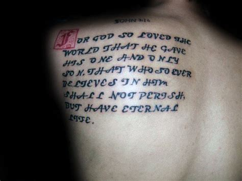 john 3 16 tattoo designs 3 16 scripture www pixshark images