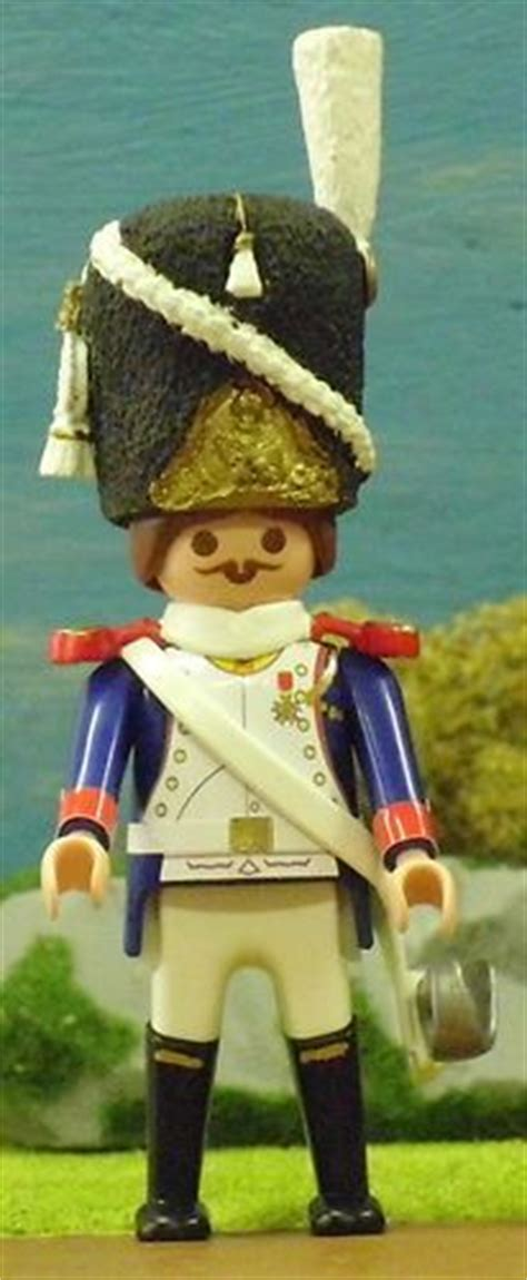 Yessssstalking Napoleon And Andy Dolls by Admiral Offizier General Playmobil Zu Marine 3740 Napoleon