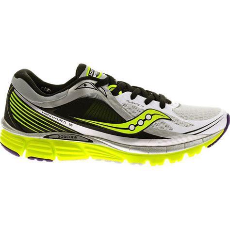 Saucony White Black saucony mens kinvara 5 running shoes white black