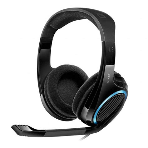 Headset Sennheiser Pc 360 sennheiser u 320 cross platform gaming headset xbox 360 ps3 pc at low price in pakistan