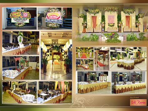 Wedding Organizer Muslim Jakarta Timur by Alkarim Wedding Dekorasi Catering