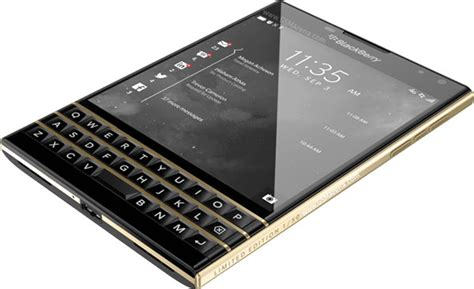 Hp Sony Q10 blackberry passport pictures official photos