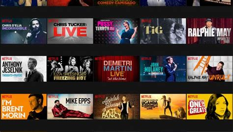 comedy film on netflix the 10 best stand up comedy specials available on netflix now